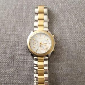 DKNY Two-tone Watch